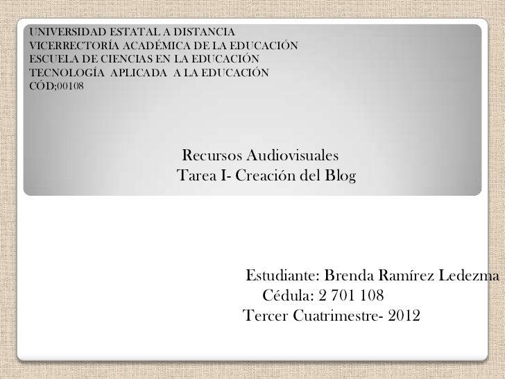 UNIVERSIDAD ESTATAL A DISTANCIAVICERRECTORÍA ACADÉMICA DE LA EDUCACIÓNESCUELA DE CIENCIAS EN LA EDUCACIÓNTECNOLOGÍA APLICA...