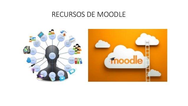 RECURSOS DE MOODLE
