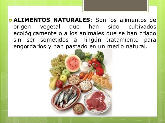 Recursos naturales de mexico - Alimentos adelgazantes naturales ...