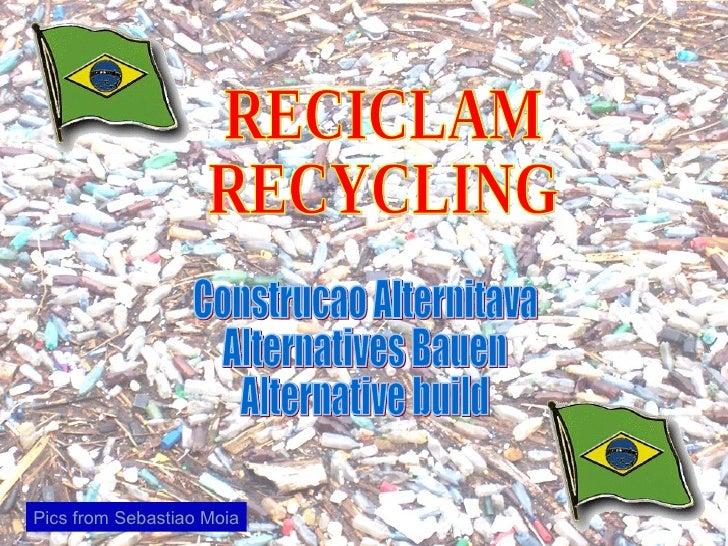 Recycling Brasilien