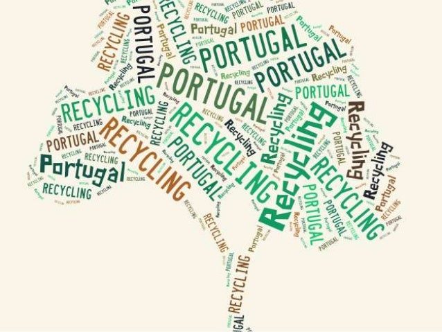 Recycling in Portugal
