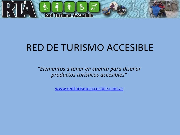 Red Turismo Accesible 2.0