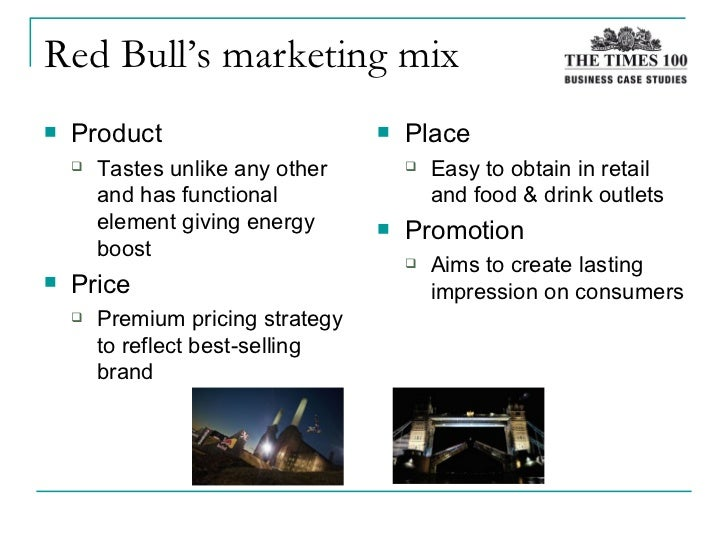 red bull brand essay Read red bull -- research/marketing strategy free essay and over 88,000 other research documents red bull -- research/marketing strategy company overview red bull, founded in 1984 by deitrich mateschitz and chaleo yoovidhya, is headquartered in austria.