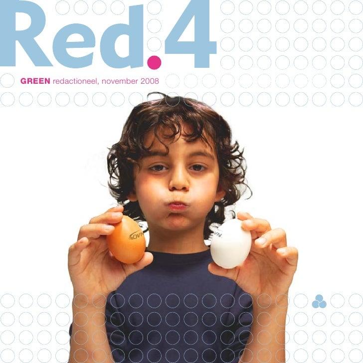Red 4 Green Branding & Communicatie