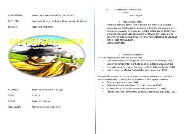 UNIVERSIDAD: Universidad José Faustino Sánchez CarriónFACULTAD: Ingeniería Agrarias, Industria Alimentarias y AmbientalESC...