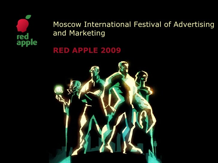 Red Apple 2009
