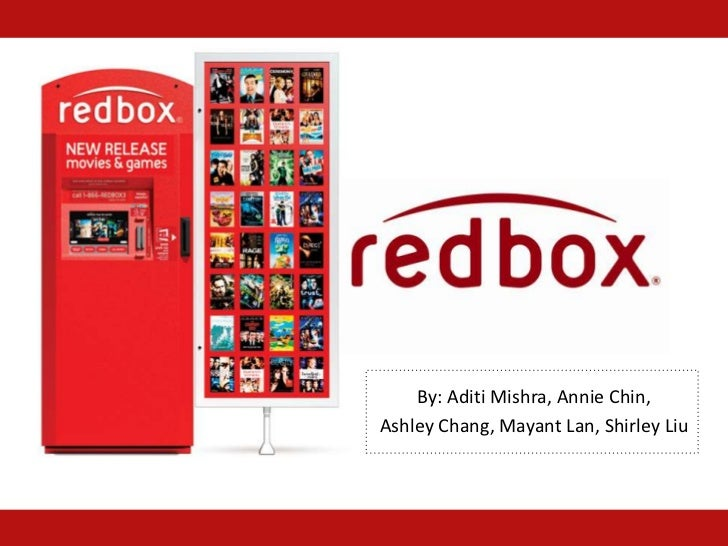 marketing plan for redbox Free essay: redbox: getting ahead of the curve redbox is a dvd/blu-ray rental company which utilizes kiosk machines placed in convenient, high-traffic.