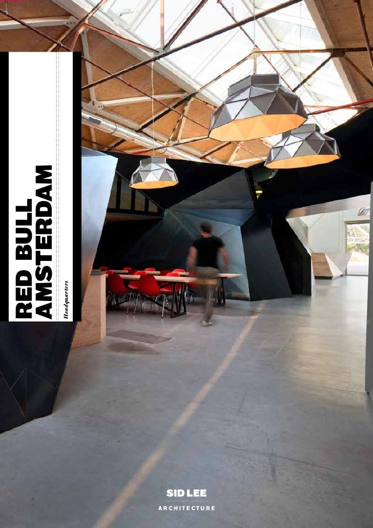 SID LEE ARCHITECTURE | Red Bull HQ