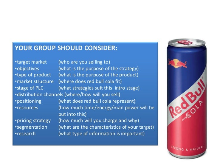 pricing strategy and channel distribution for red bull Start studying mktg - final 2 learn vocabulary, terms, and more with flashcards, games, and other study tools.
