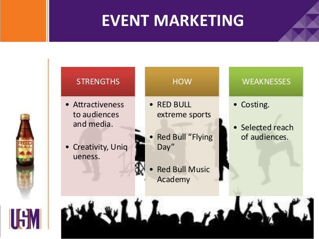 red bull marketing strategy india Event and sports sponsorship have been key elements of red bull's marketing strategy for many years indeed, the brand has achieved a remarkable global success due.