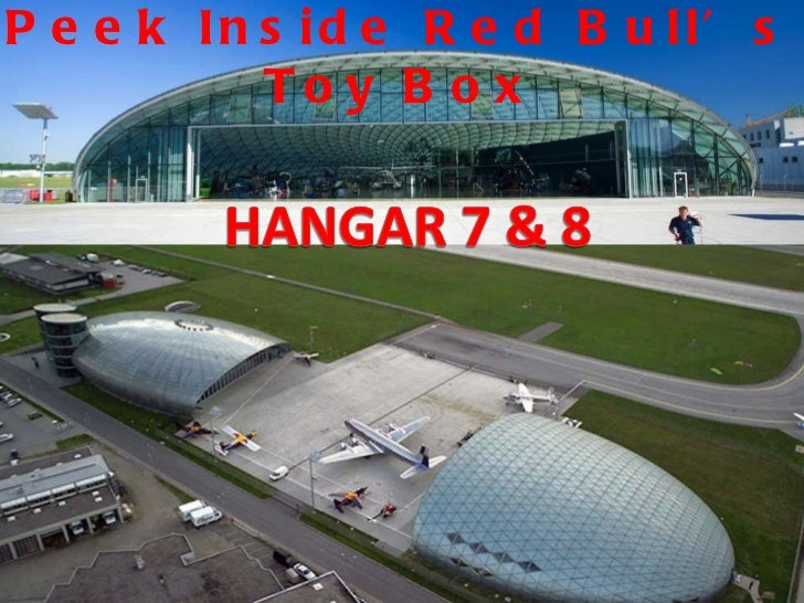 The Red Bull Hangar