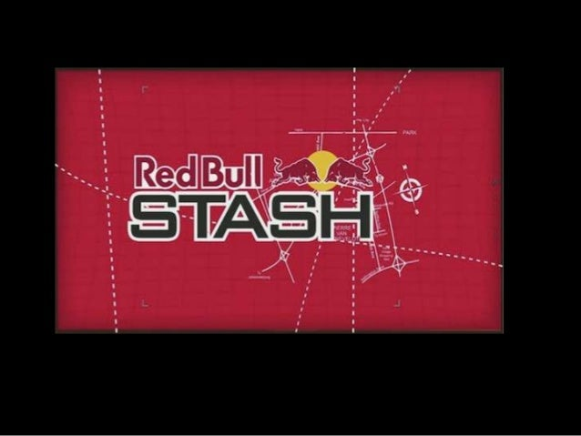 Red Bull Stash Campaign Project