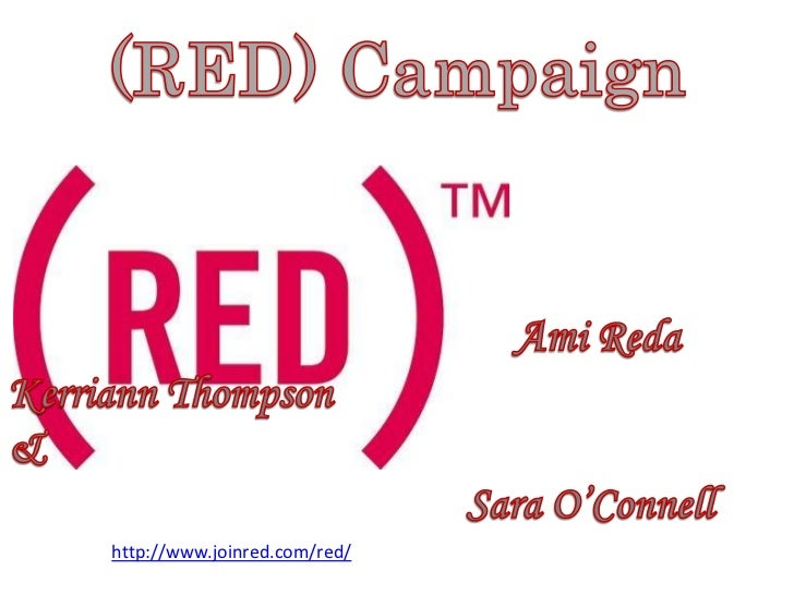 (Red) campaign
