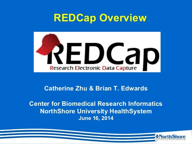 Introduction to using REDCap for multi-site longitudinal research in medicine