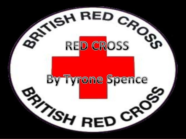 What do the British Red Cross do? • They are a volunteer- led humanitarian organisation that helps people in crisis, whoev...