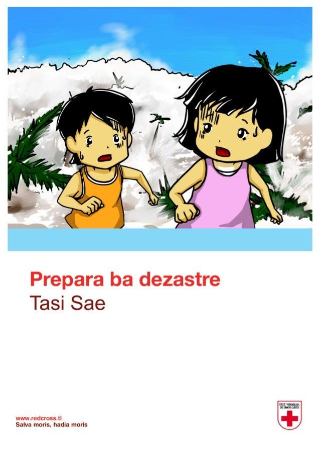 Redcross comic tsunami_timor