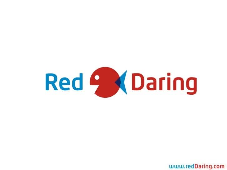 Red daring - community showcasing