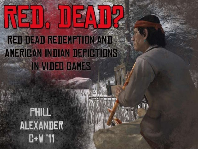 Red Dead Redemption and Race