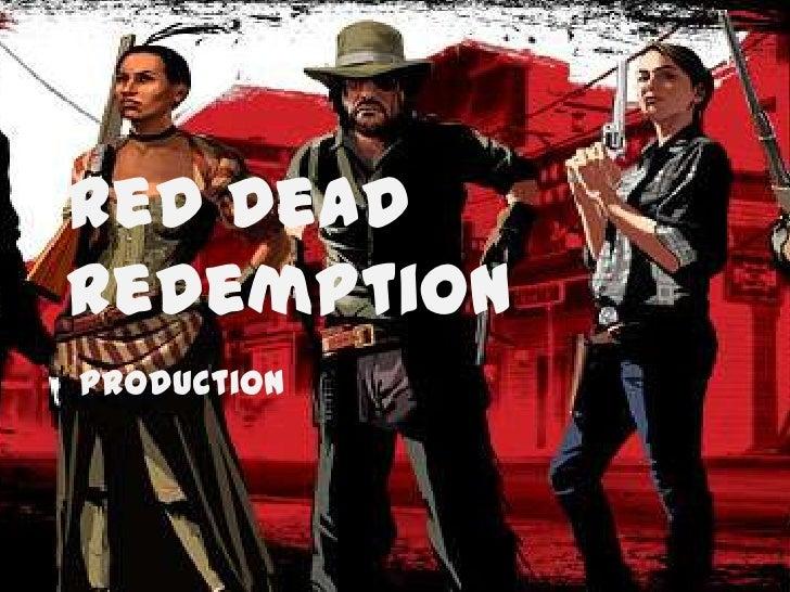 Red DeadRedemptionProduction
