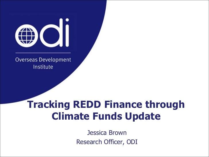 Redd finance presentation