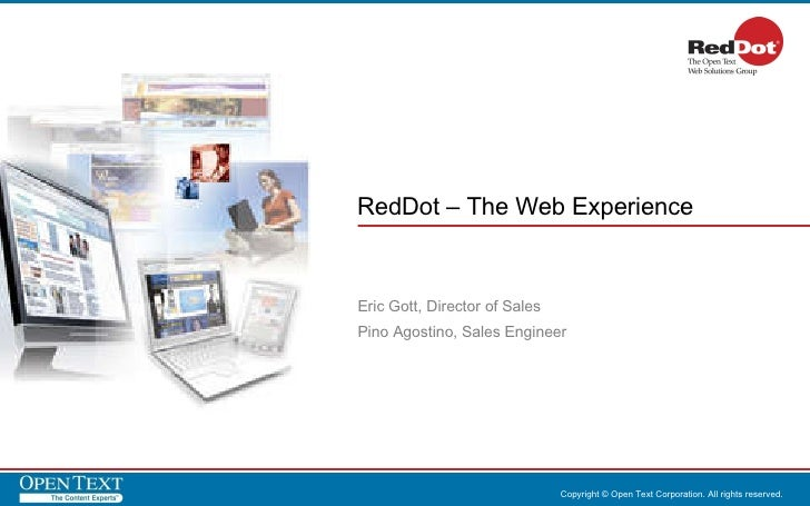 Extending the Value of Content in Enterprise Systems with Web Content Management