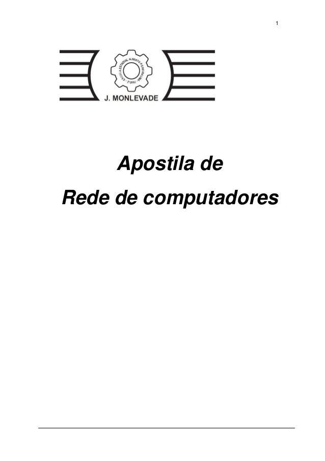 1 Prof. Jefferson Costa jcosta.professor@uol.com.br www.jeffersoncosta.com.br Apostila de Rede de computadores Autor: Prof...