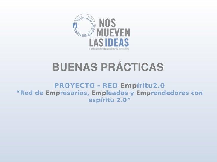 ED09 - Red Espíritu 2.0