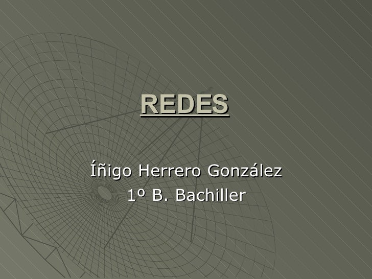 Tic REDES