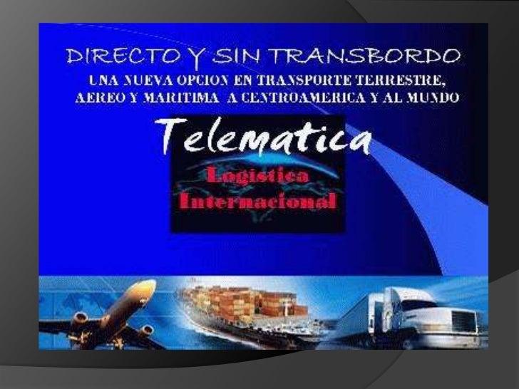 Telemática<br />