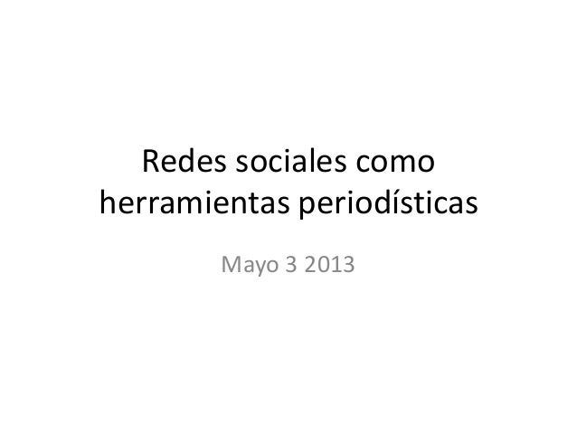 Redes2mayo