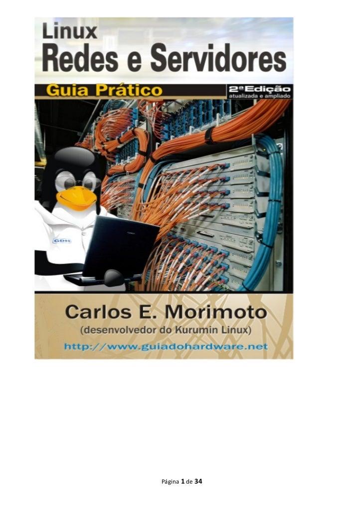 Redes e servidores   guia pratico 2ªedição por carlos e morimoto