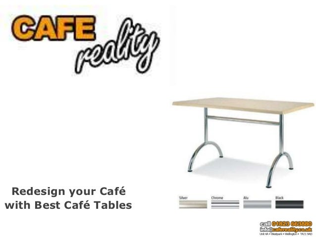 Redesign your Caféwith Best Café Tables