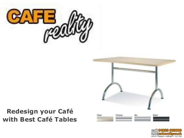 Redesign your Caféwith Best Café Tables