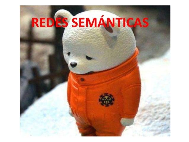 REDES SEMÁNTICAS
