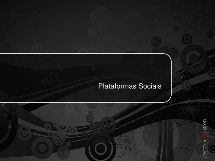 PlataformasSociais<br />