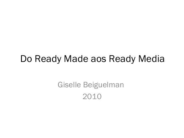 Do Ready Made Aos Ready Media