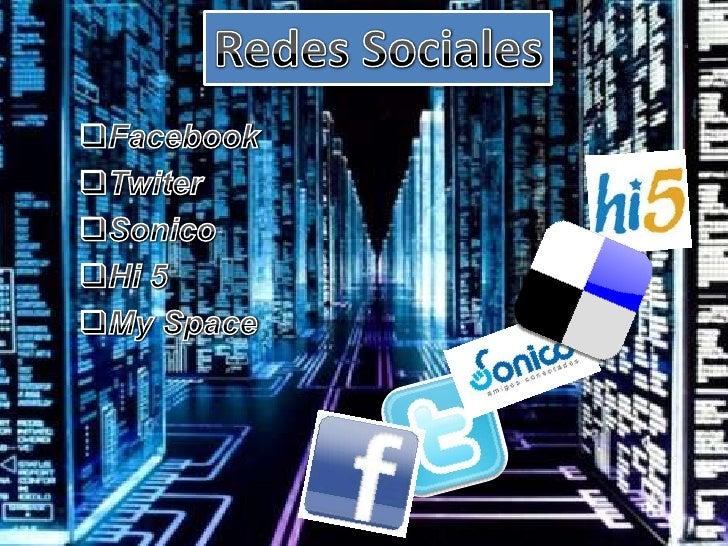 ¿Qué son?   páginas que permiten a personas conectarse Que son las redes sociales? con sus amigos a fin de             com...