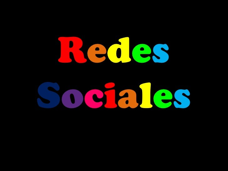 RedesSociales<br />
