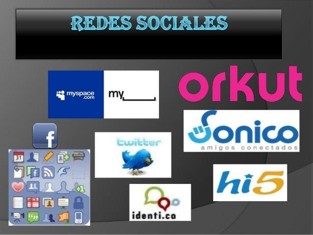 ¿QUE ES UNA RED SOCIAL?   Las redes sociales son estructuras    sociales compuestas de grupos de personas, las cuales    ...