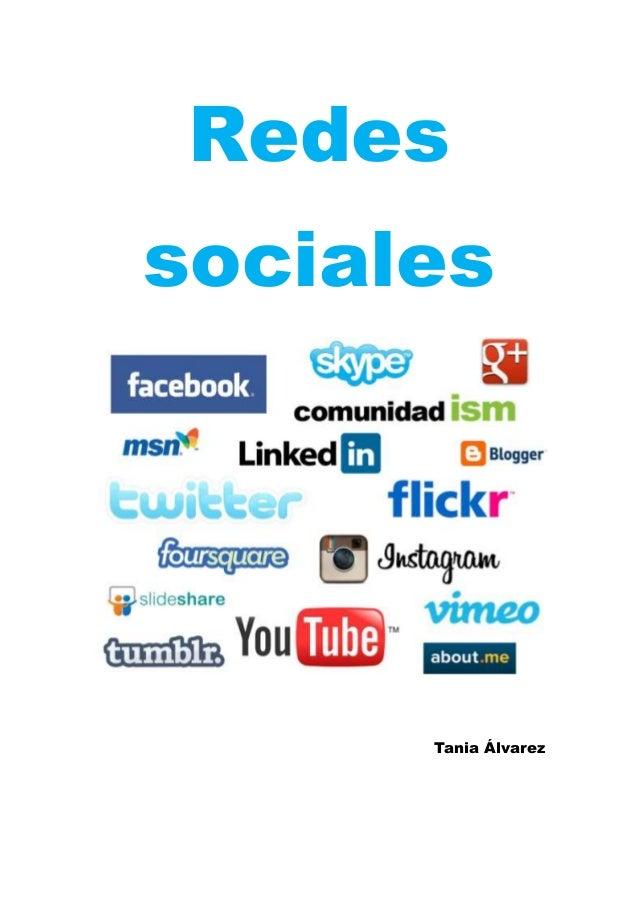 RedessocialesTania Álvarez