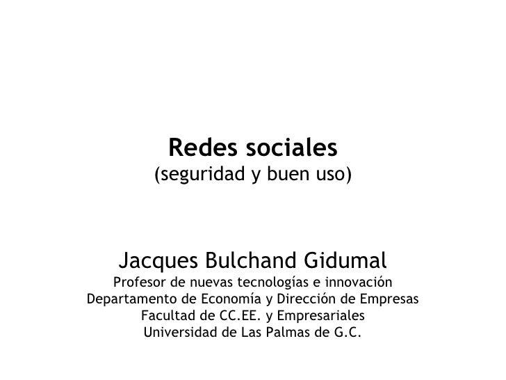 Redes sociales - juventud