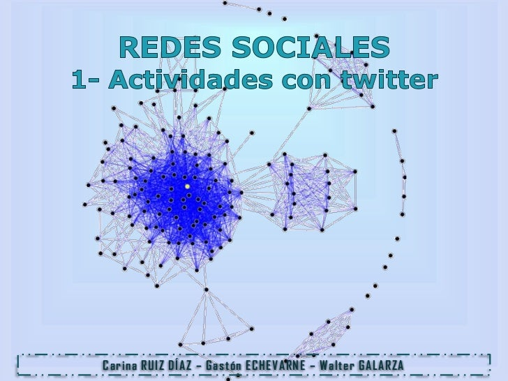 Redes sociales twitter-para final
