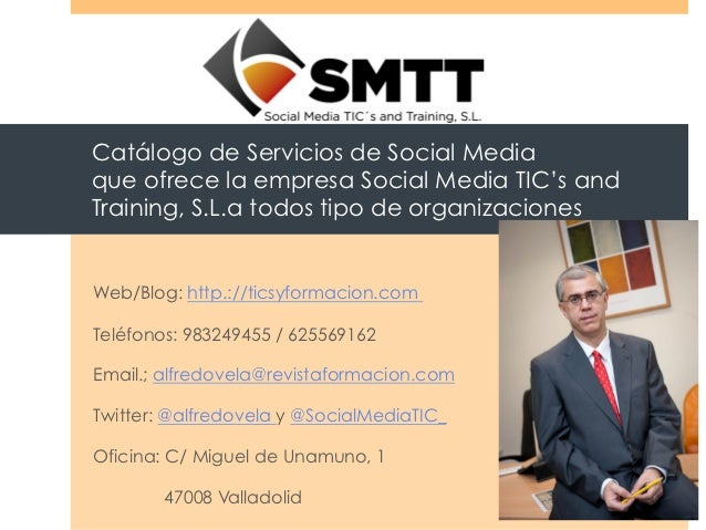Servicios de Social Media para empresas