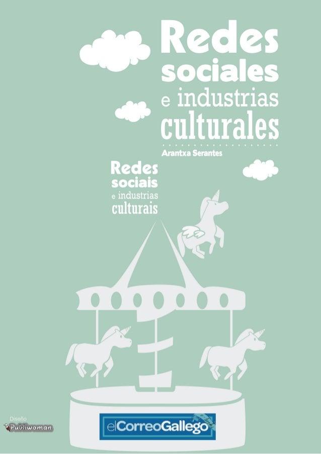 Redes socialeseindustriasculturales