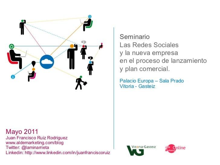 Seminario                                                         Las Redes Sociales                                      ...