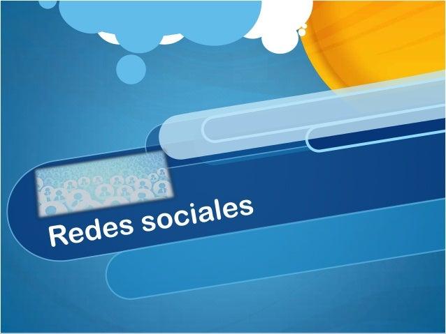 Contenido Redes sociales  pp. 3  Redes sociales más utilizadas  pp. 12  Facebook para educadores  pp. 35  Mercadotecnia y ...