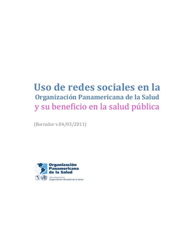 Redes socialesops 04032011