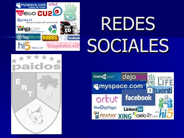 Redes Sociales  Power