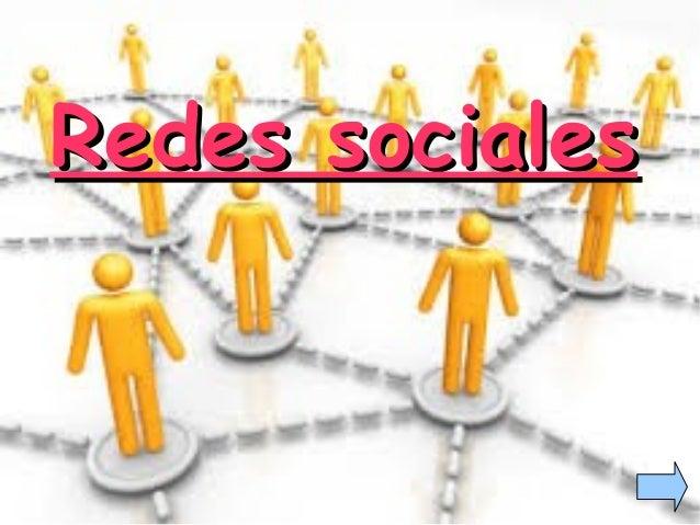 Redes socialesRedes sociales