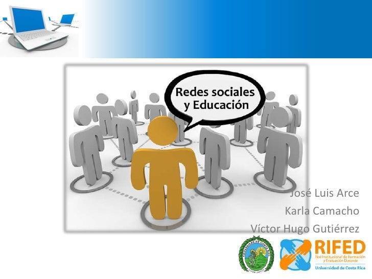 Herramientas web para docencia: Redes sociales y aprendizaje